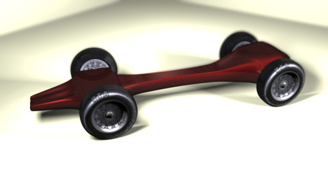 Fast Pinewood Derby Car Templates Physics and the Pinewood Derby