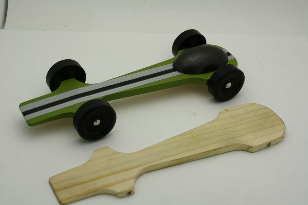 Fast Pinewood Derby Car Templates Pinewood Derby Car Kit Fast Speed Ready to assemble Talon