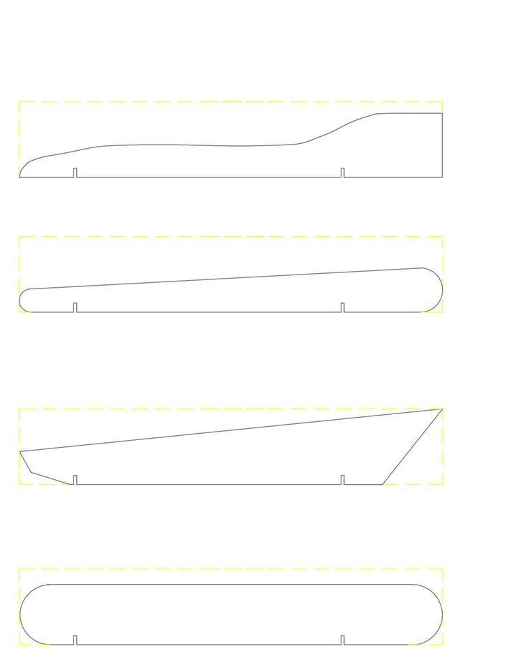 Fastest Pinewood Derby Car Templates 25 Best Ideas About Pinewood Derby Car Templates On
