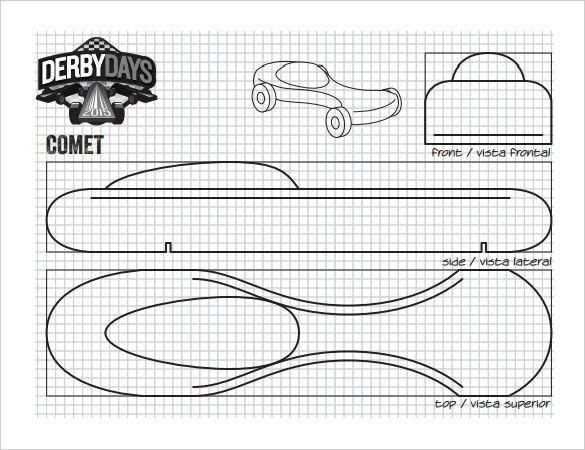 Fastest Pinewood Derby Car Templates Best 20 Pinewood Derby Car Templates Ideas On Pinterest