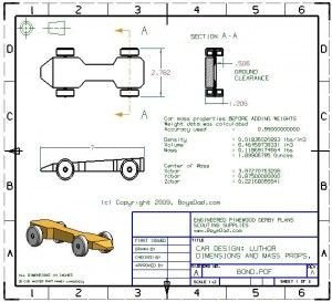 Fastest Pinewood Derby Car Templates Free Pinewood Derby Car Design Templates