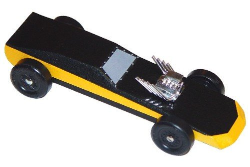 Fastest Pinewood Derby Car Templates Free Pinewood Derby Templates for A Fast Car
