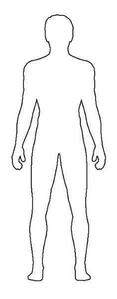 Female Body Outline Template 12 Costume Design Template Fashion Design Model