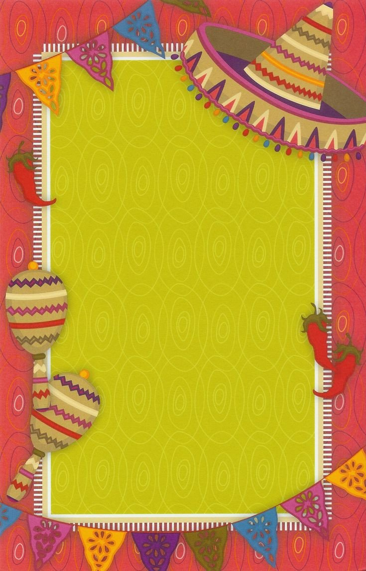 Fiesta Invitations Templates Free Hot Fiesta Invitation Cards and Free Printable Fiesta