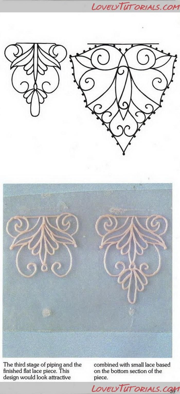 Filigree Design Templates Шаблоны трафареты для украшения глазурью Royal Icing