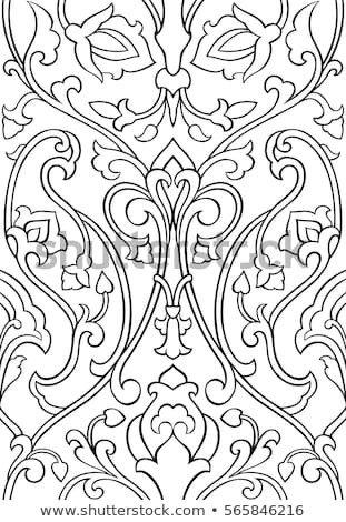 Filigree Design Templates Damask Stock Royalty Free & Vectors