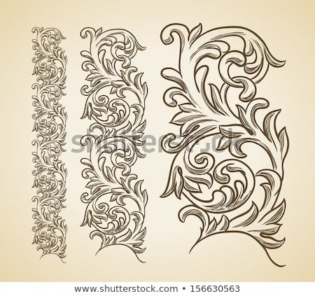 Filigree Design Templates Filigree Background Stock S &