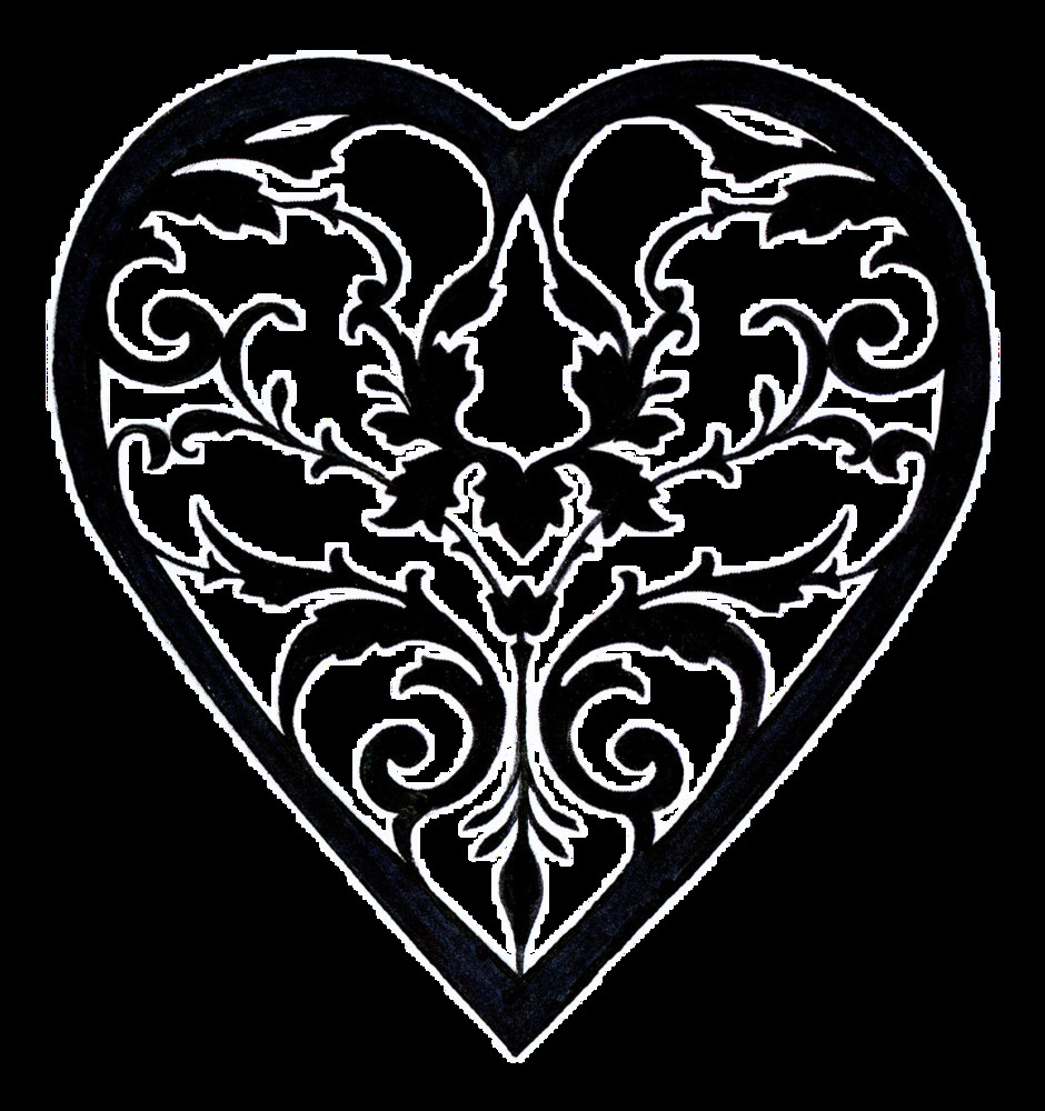 Filigree Design Templates What S New Honeycat Mother Of Pearl and Filigree Heart