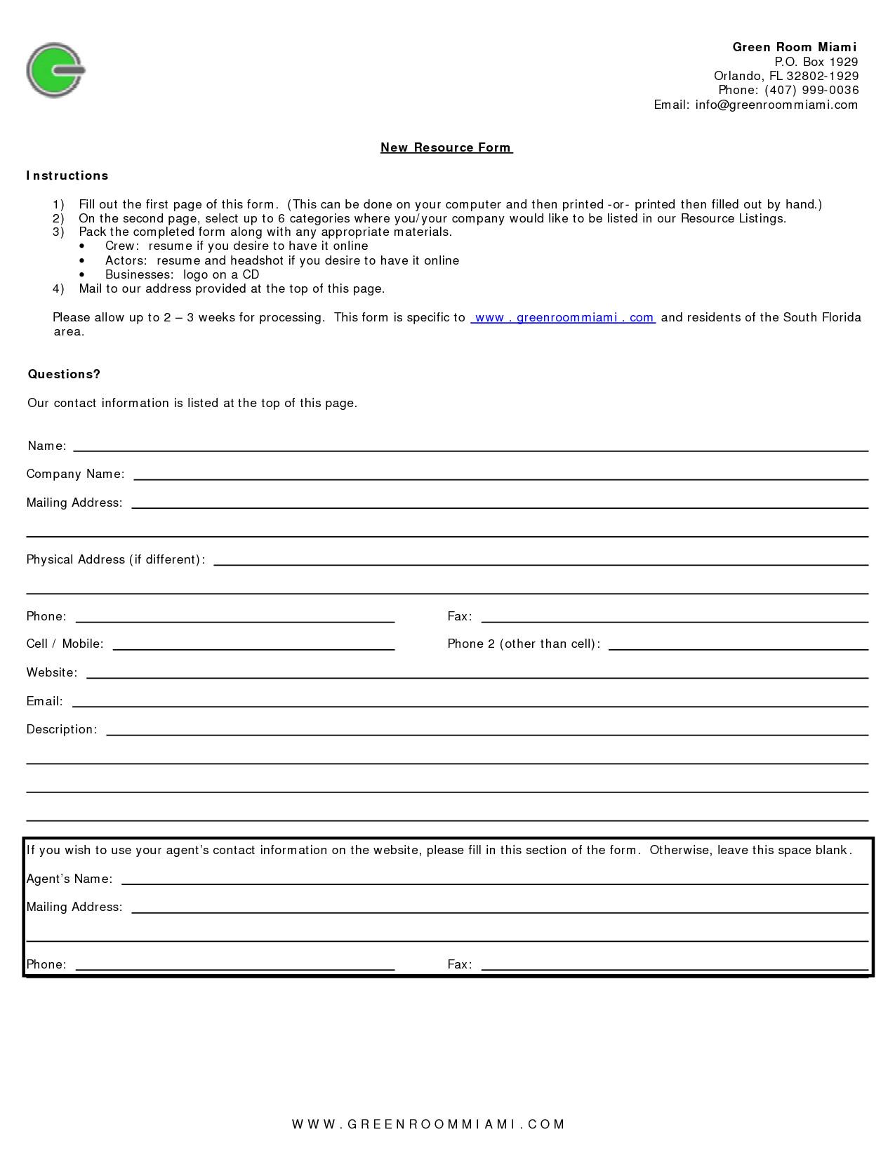Fill In Resume Template Pdf Fill In the Blank Resume Pdf Umecareer