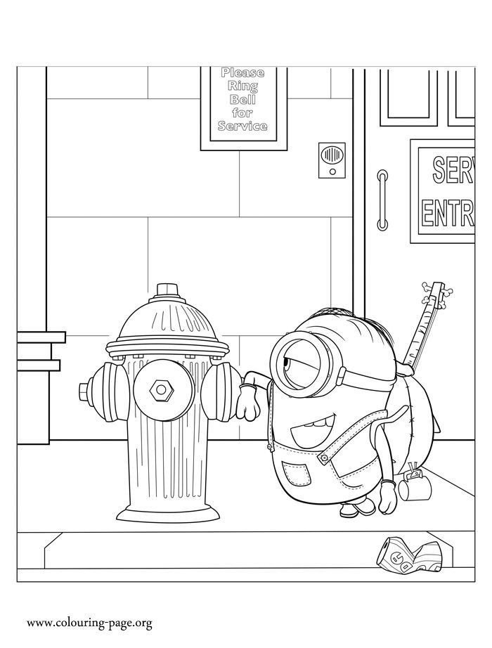 Fire Hydrant Printable 17 Images About Beautiful Coloring Pages On Pinterest