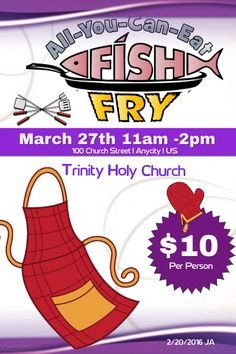 Fish Fry Flyer Template Free Fish Fry Flyer Templates Fish Fry Poster