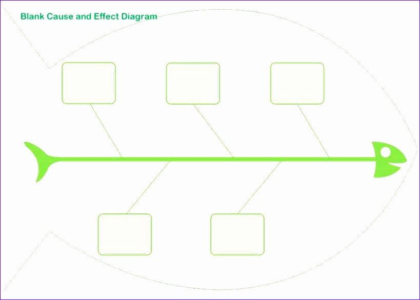 Fishbone Diagram Template Word 8 Excel Fishbone Template Exceltemplates Exceltemplates