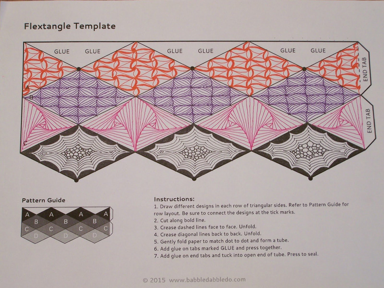 Flex Tangles Template Tangles and More Tangling for Fun Flextangles and Tri