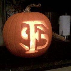 Florida Gator Pumpkin Stencil Carving Fsu Halloween On Pinterest
