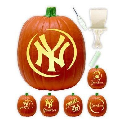 Florida Gator Pumpkin Stencil Carving New York Yankees Pumpkin Carving Kit Give