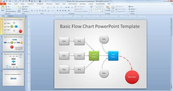 Flow Chart Template Powerpoint Free Ultimate Tips to Make attractive Flow Charts In Powerpoint