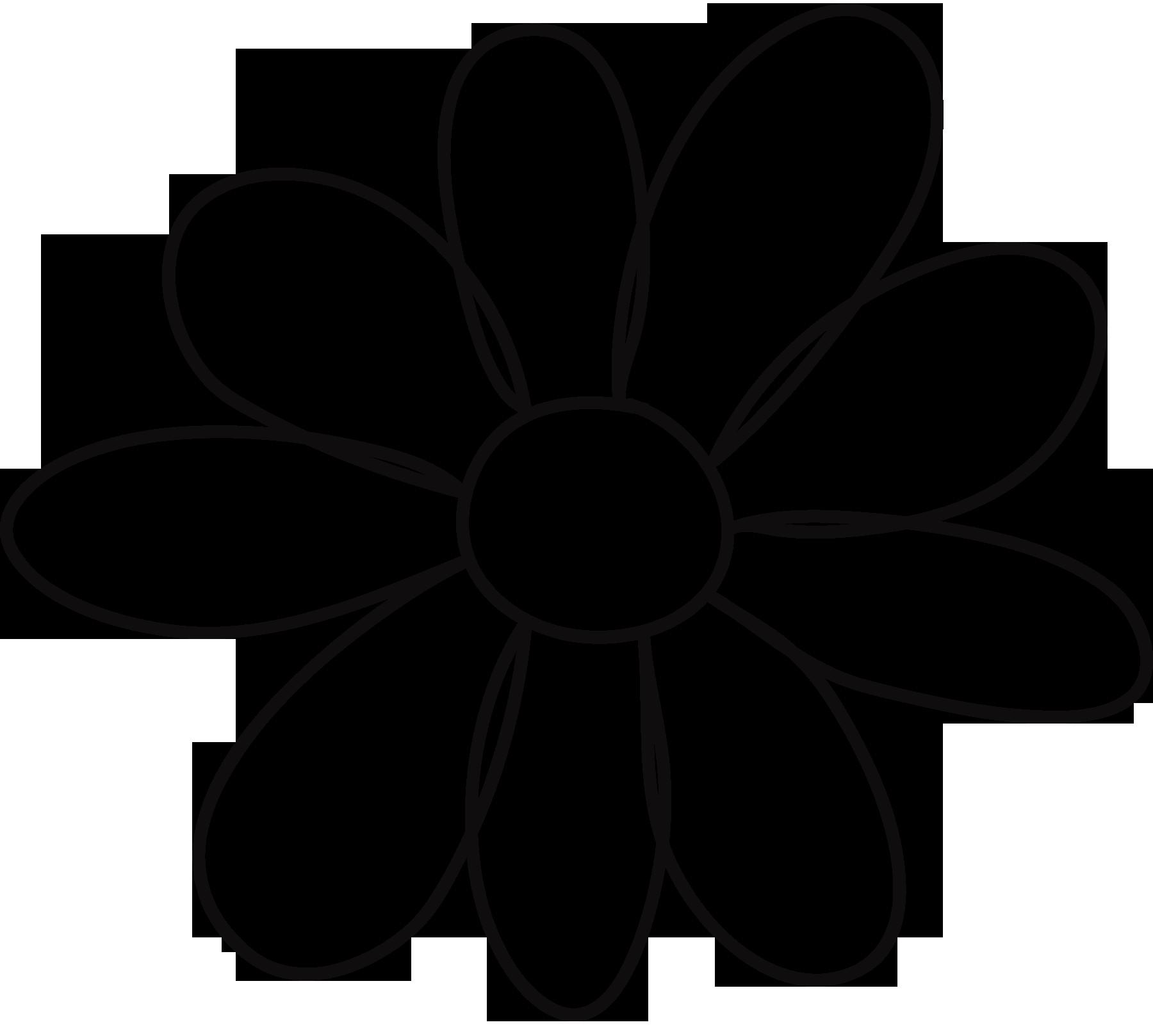 Flower Patterns to Trace Flower Patterns to Trace Clipart Best