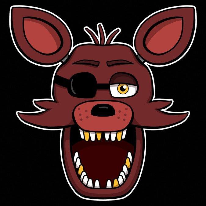 Fnaf Foxy Pumpkin Stencil 34 Best Fnaf Party Images On Pinterest