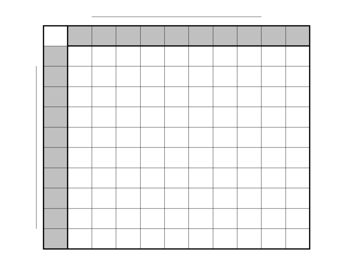 Football Squares Template Excel Football Pool