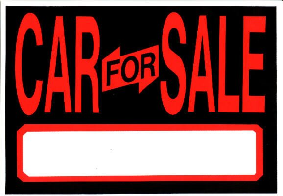 For Sale Sign Template Autonan Aruba Auto News Most Important issues
