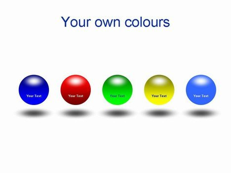 Free 3d Animated Powerpoint Templates 3d Spheres In Powerpoint