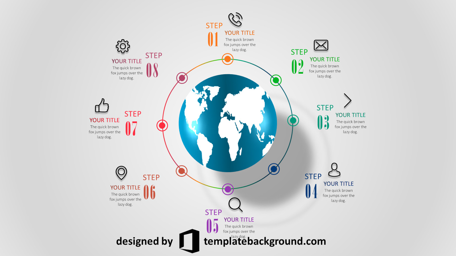 Free 3d Animated Powerpoint Templates Animated Png for Ppt Free Download Transparent Animated
