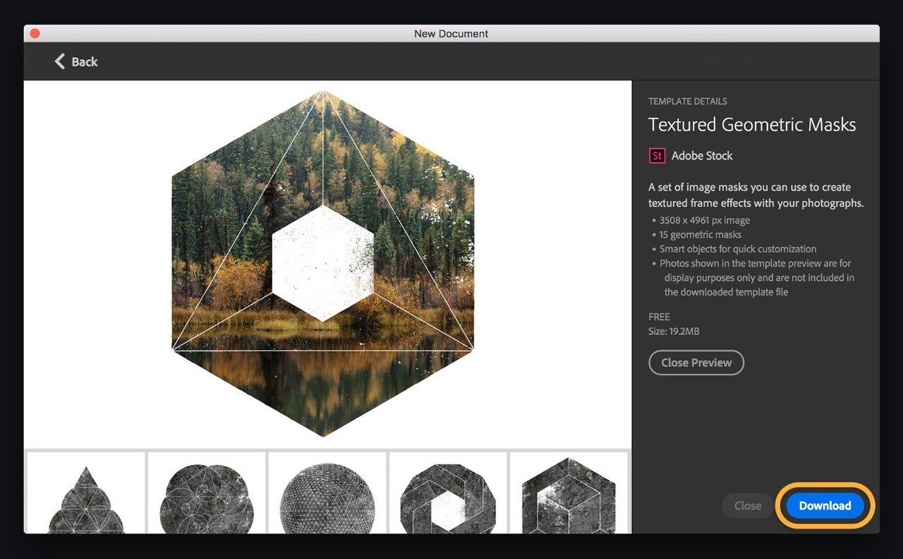 Free Adobe Illustrator Templates Jump Start Your Designs with Shop Templates