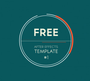 Free after Effects Logo Templates Free after Effects Template 1 2d Logo Introduction