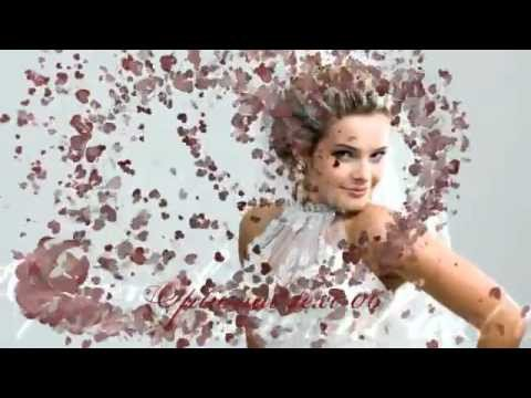 Free after Effects Slideshow Template Free after Effects Template Project File Wedding Hearts