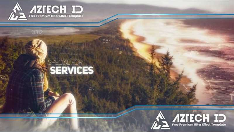 Free after Effects Slideshow Template Free Download after Effects Templates Videohive Cinematic