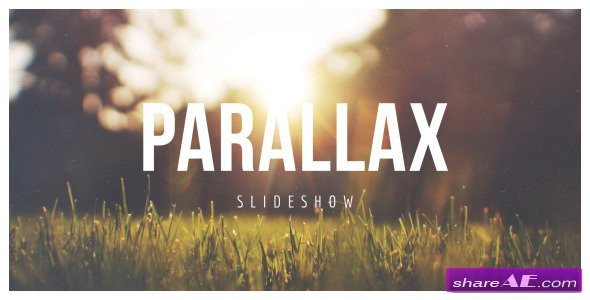Free after Effects Slideshow Template Parallax Scrolling Slideshow after Effects Project