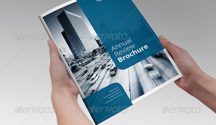 Free Annual Report Template Indesign 5 Indesign Annual Report Template