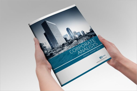 Free Annual Report Template Indesign Annual Report Template 46 Free Word Excel Pdf Ppt