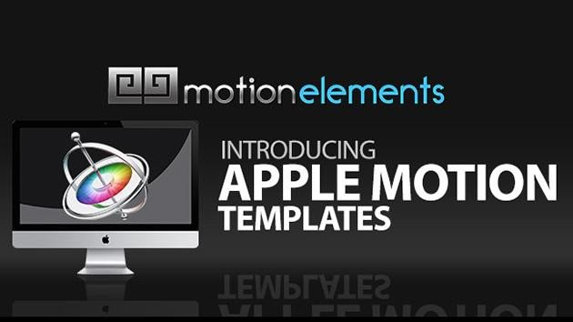 Free Apple Motion Templates News Motion Graphics More Accessible with Royalty Free