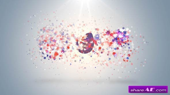 Free Apple Motion Templates Videohive Happy Australia Day Logo Apple Motion