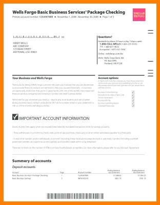 Free Bank Statement Generator 7 How to Make A Fake Bank Statement