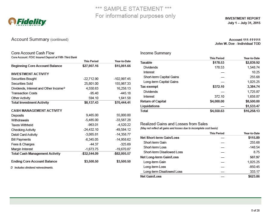 Free Bank Statement Template 23 Editable Bank Statement Templates [free] Template Lab