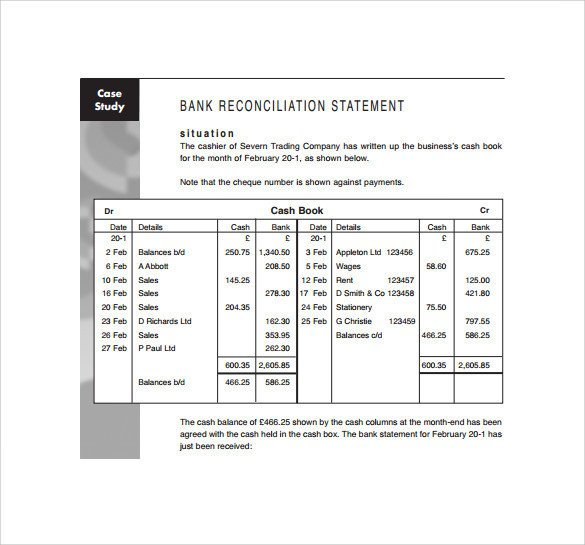 Free Bank Statement Template Sample Bank Statement Template 13 Free Documents