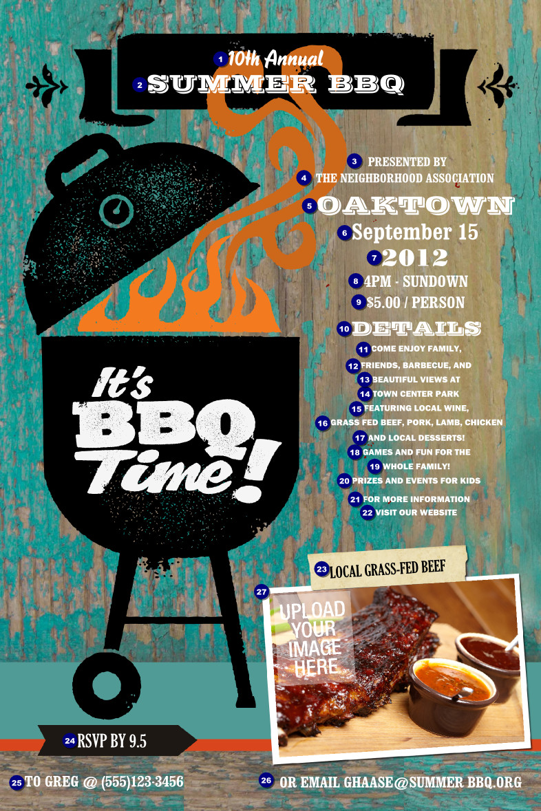 Free Bbq Flyer Template 8 Best Of Bbq Tickets Template Chicken Bbq Ticket