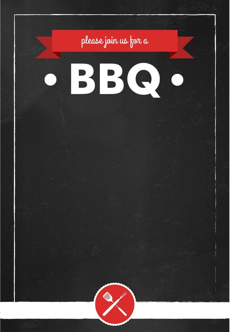 Free Bbq Invitation Template 17 Best Images About Barbecue Invitations On Pinterest