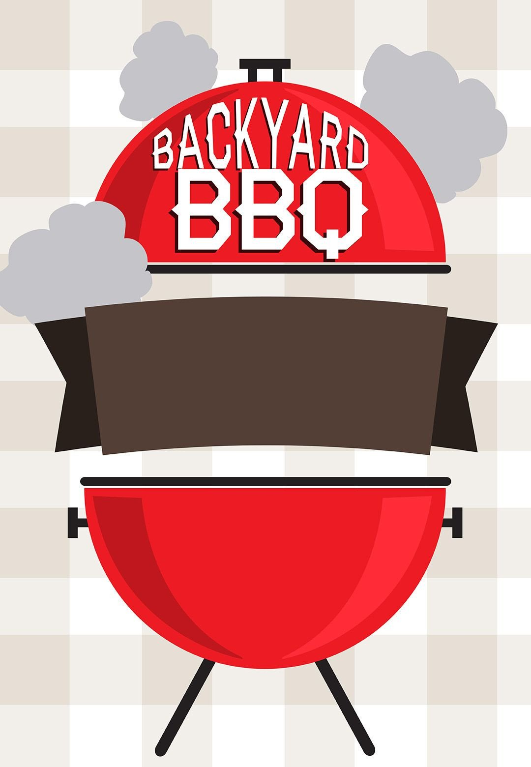 Free Bbq Invitation Template Bbq Invitation Free Printable