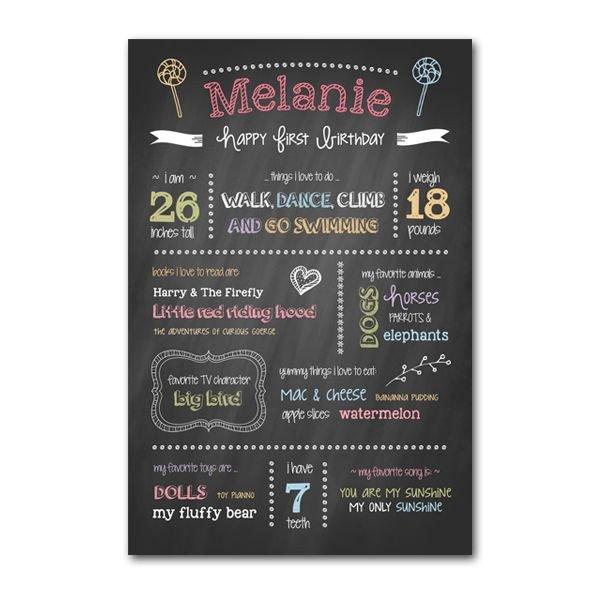 Free Birthday Chalkboard Template 25 Best Ideas About Chalkboard Poster On Pinterest