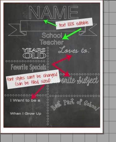 Free Birthday Chalkboard Template Best 25 Chalkboard Printable Ideas On Pinterest