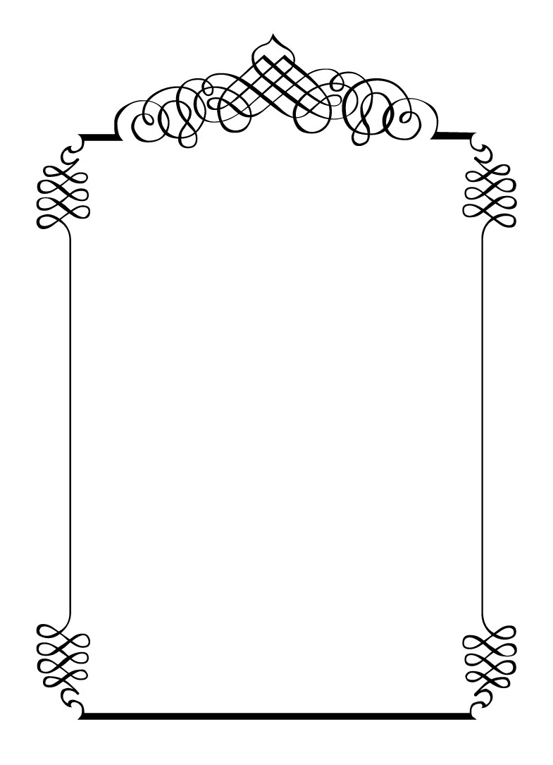 Free Blank Invitation Templates Free Printables for Happy Occasions Diy Calligraphic