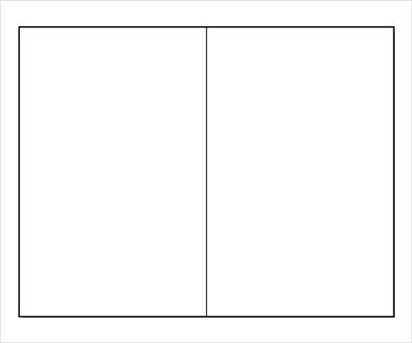 Free Booklet Template Word Blank Brochure Template for Word Csoforumfo