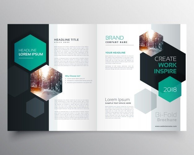 Free Booklet Template Word Booklet Vectors S and Psd Files