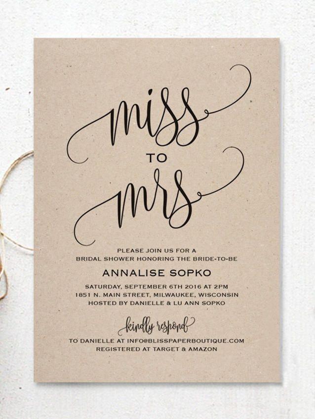 Free Bridal Shower Invitation Templates 17 Printable Bridal Shower Invitations You Can Diy