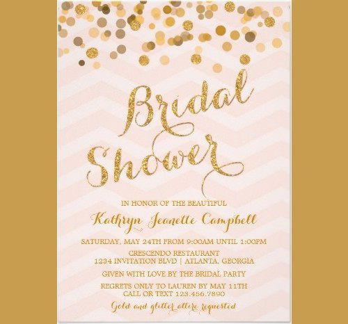 Free Bridal Shower Invitation Templates 33 Psd Bridal Shower Invitations Templates