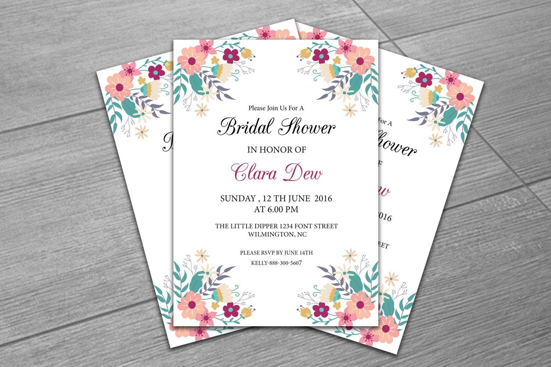 Free Bridal Shower Templates Sale Bridal Shower Invitation Template Diy Wedding Shower