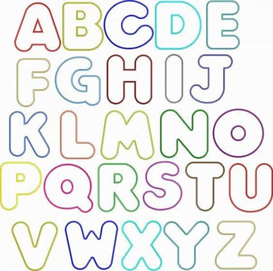 Free Bubble Letter Font Resultado De Imagen Para Bubble Fonts Ideas